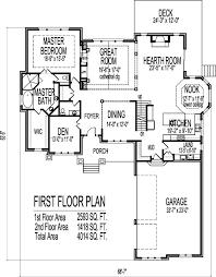 4 bedroom house plans with basement teki 25 den fazla en iyi 4000 sq ft house plans fikri