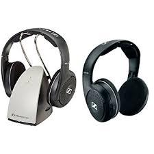 amazon black friday wireless headphones amazon com sennheiser rs120 on ear wireless rf headphones with