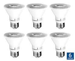 Utilitech Par20 Led hyperikon par20 led bulb dimmable 8w 50w equivalent 2700k
