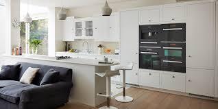 kitchen design tunbridge wells open plan linear kitchen with cup handles harvey jones blog