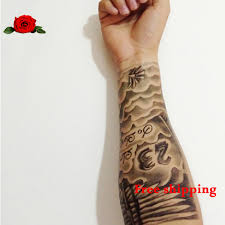 100 henna tattoo unterarm 22 superb never give up tattoo
