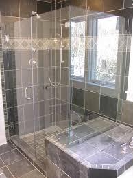 Glass Tile Bathroom Designs Pleasing 50 Glass Tile Bathroom Decoration Decorating Design Of