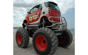 monster truck smart car car mods wonderhowto