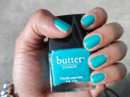perfectly polished butter london u0027s slapper channing in the city