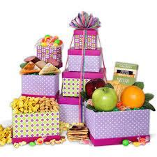 sweet gift tower by kingofpop