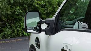 nissan armada mirror extender 2017 nissan titan outside mirror adjustments youtube