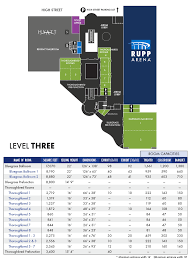 floor plans lexington center