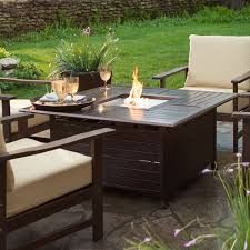 Gas Patio Table Ideas Collection Patio Set With Pit Table New Coffee Table