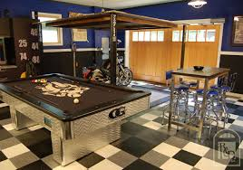 custom home garage garage bar mycarroom