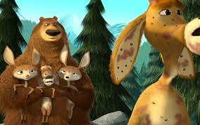 open season cg movie review