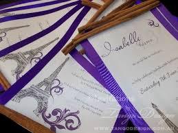 Invitations For Weddings 71 Best Purple Lavender Wedding Invitations Purple Color Theme