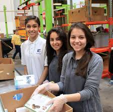 houston food bank houston volunteer opportunities serve for