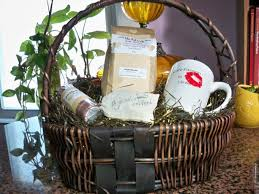 small coffee lovers gift basket cafe passion personalized gift