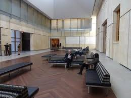 The Barnes Museum Philadelphia Interior Courtyard Sitting Area Picture Of The Barnes