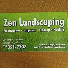 zen landscaping home facebook