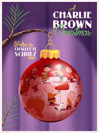 brown christmas poster inside the rock poster frame steve and eric robison