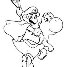 coloring pages of mario characters super mario brothers all characters coloring page super mario