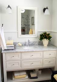 skyrocket tips to choose narrow bathroom vanities home design by