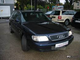 audi a6 1995 1995 audi a6 1 8 related infomation specifications weili