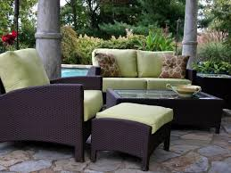 Outdoor Patio Wicker Furniture by Outdoor Patio Wicker Furniture 7pc Sofa Set Apartment Outdoor
