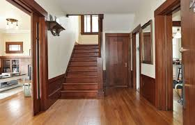 craftsman home interiors craftsman bungalow interior in simple decor house fireplace kitchens