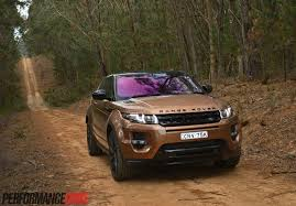 land rover range rover evoque 2014 2014 range rover evoque si4 review video performancedrive
