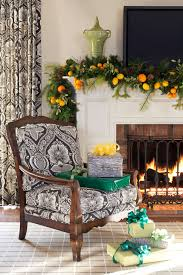 How To Decorate Garland With Ribbon The Domestic Curator Fresh Vs Faux Greenery For Christmas Decorating