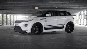 land rover evoque black convertible range rover evoque gets wide bodykit from prior design