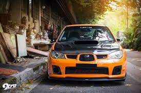 subaru mitsubishi subaru wrx sti u0026 mitsubishi evolution 9 the orange revolution 9tro