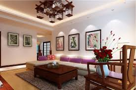 korean style home decor new chinese style living room wall decoration 3d 3d house