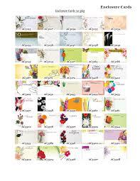 enclosure cards designer flower center enclosure cards click on the header for