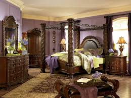 Living Spaces Bedroom Sets Bedroom Sets Queen Canopy Youtube North Shore Set Mirror B553 36