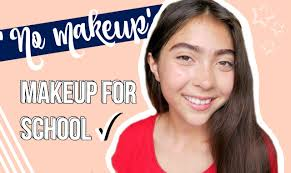 make up school no makeup school makeup