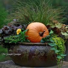 Fall Garden Decorating Ideas Outdoor Fall Decor Ideas Decorating Your Garden With Pumpkins
