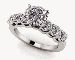 engagement rings that are not diamonds wedding rings non traditional engagement rings no