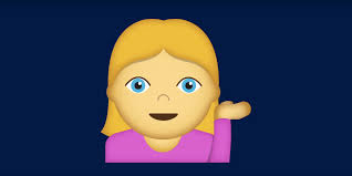 many young women find female emoji to be horribly stereotypical