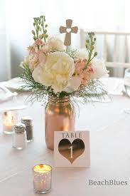 Handmade Centerpieces For Weddings by Best 25 Rose Gold Centerpiece Ideas On Pinterest Blush Wedding