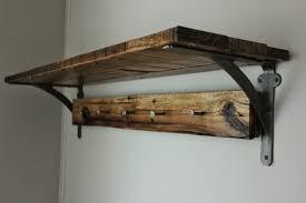 Distressed Wood Shelves by Barn Wood Wall Shelves Best 25 Barn Wood Walls Ideas On Pinterest