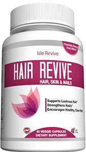hair skin and nails vitamin supplement with biotin u2013 promotes