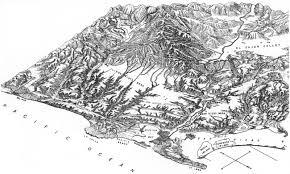 San Diego Bay Map by Geology Of San Diego Bay And Region