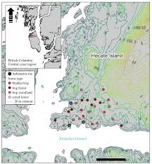 Canada Forest Fire Map by Seven Hundred Years Of Human Driven And Climate Influenced Fire
