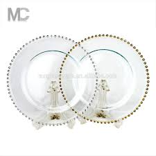 wedding plates for sale new modern glass charger plates cheap 3 28802