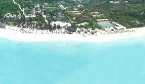 an aerial view of gold zanzibar beach house u0026 spa zanzibar