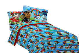 Twin Sheet Set Paw Patrol