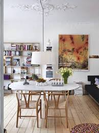 home decorating dining room scandinavian style with white dining
