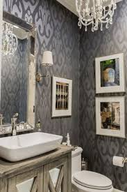 wallpaper bathroom designs dramatic ceiling wallpaper small bathrooms