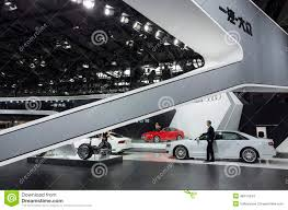 volkswagen china china faw volkswagen booth editorial stock image image of concept