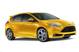 ford focus st yellow 2013 ford focus reviews and rating motor trend