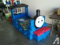 Thomas The Tank Engine Bed Thomas The Train Toddler Bed For Sale In Hobart Indiana