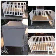 Crib Convertible To Toddler Bed Japan White Wooden Baby Crib Convertible To Toddler Bed For Sale